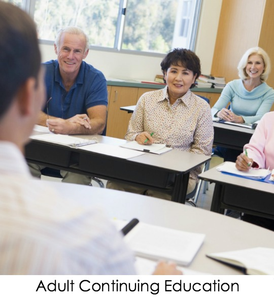 Adult Continuing Education
