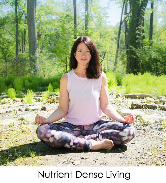 Nutrient Dense Living by Claire Yoga