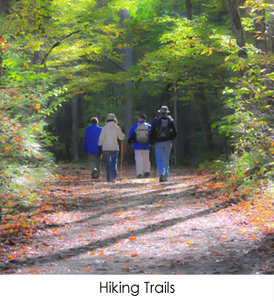 Ridgefield Hiking Trails