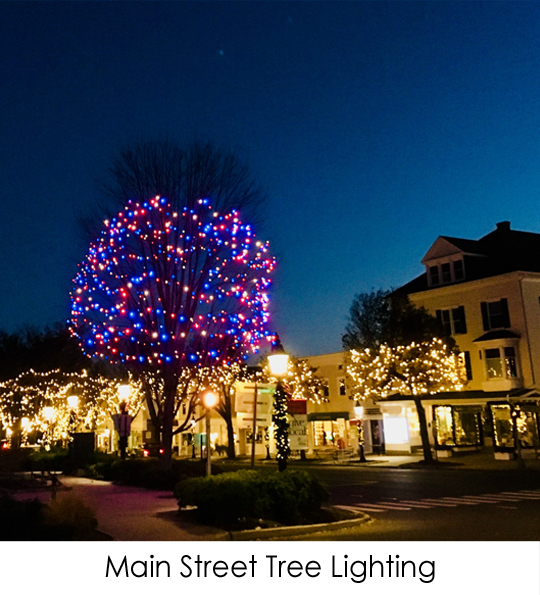 Main Street Tree Lighting