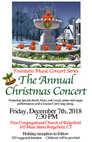 Fountain Music Series Annual Christmas Concert