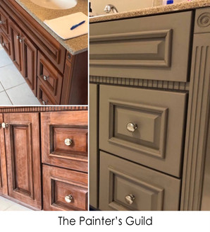 Why replace when you can re-purpose and refinish!