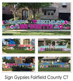 Sign Gypsies Fairfield County