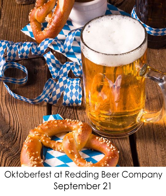 Octoberfest at Redding Beer Company