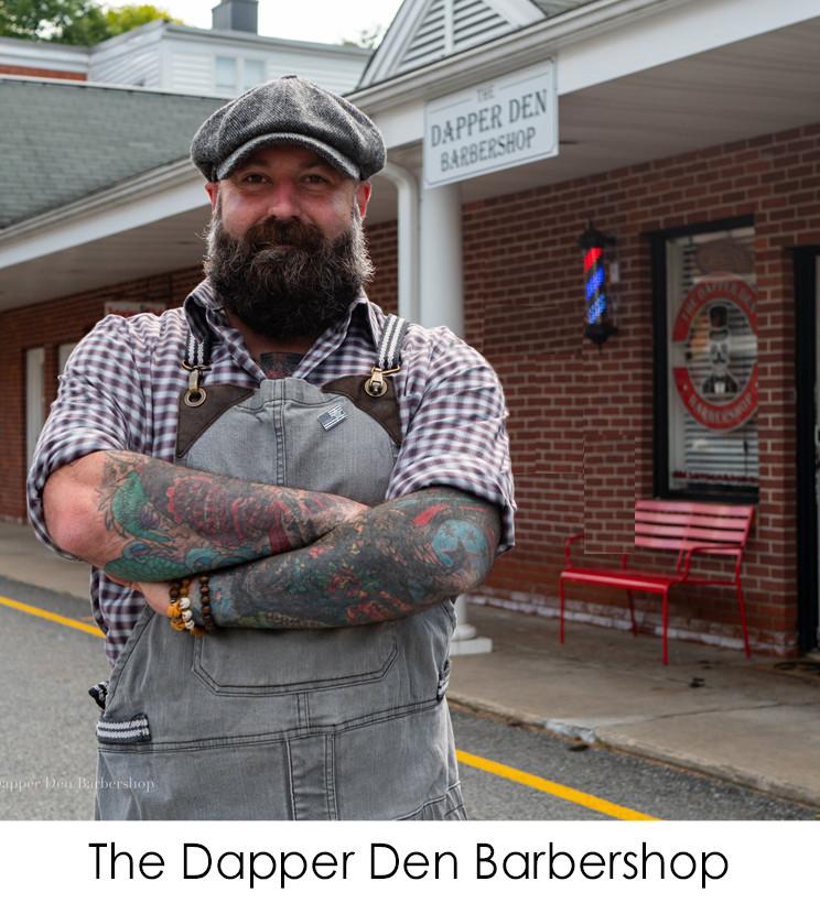 The Dapper Den Barbershop