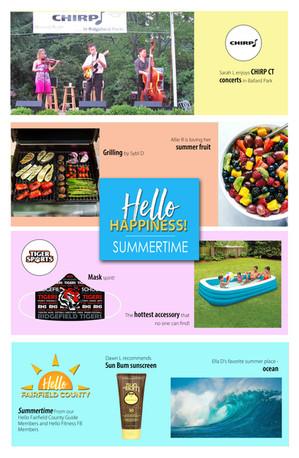 Hello Happiness: Summer Edition