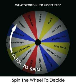 What's For Dinner Ridgefield?