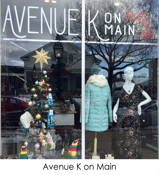 Avenue K on Main