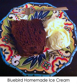 Bluebird Homemade Ice Cream
