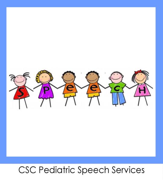 CSC Pediatric Speech Services