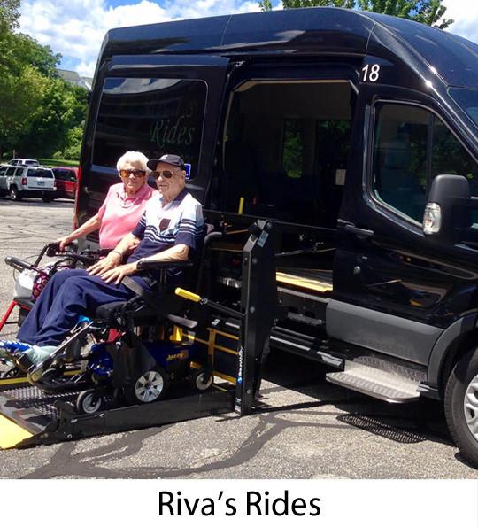 Riva's Rides
