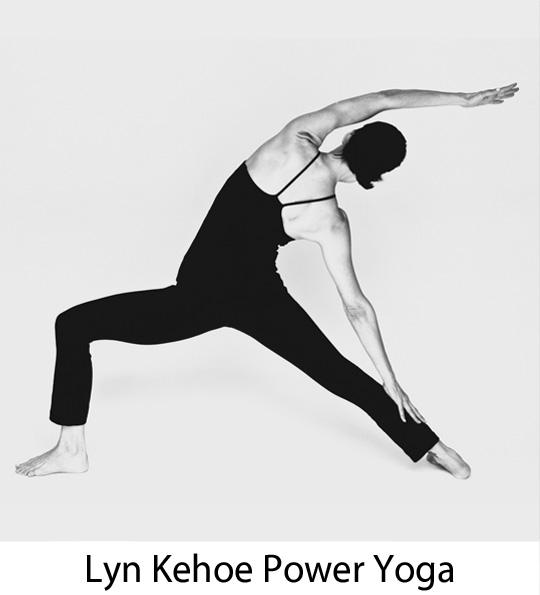 Lyn Kehoe Power Yoga