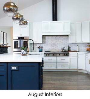 Modern, Comfortable, Personal Interior Design
