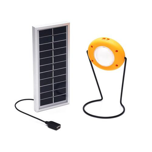 SUNKING CHARGE SOLAR LIGHT & USB CHARGER
