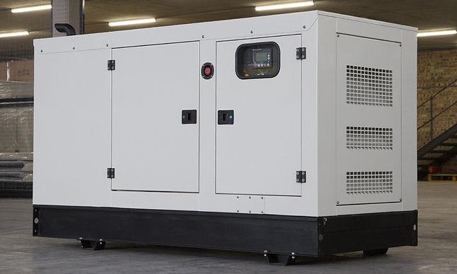 Fixed generator set