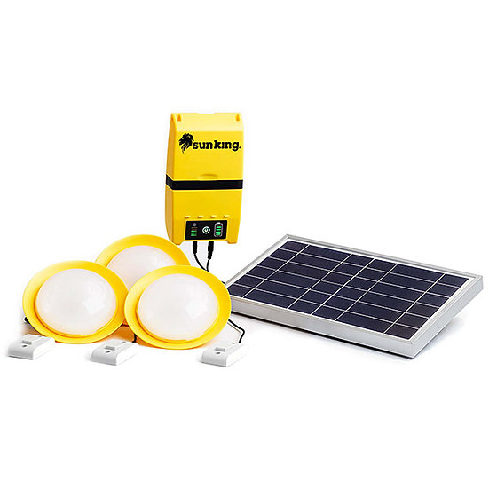 SUNKING SOLAR HOME SYSTEM 120