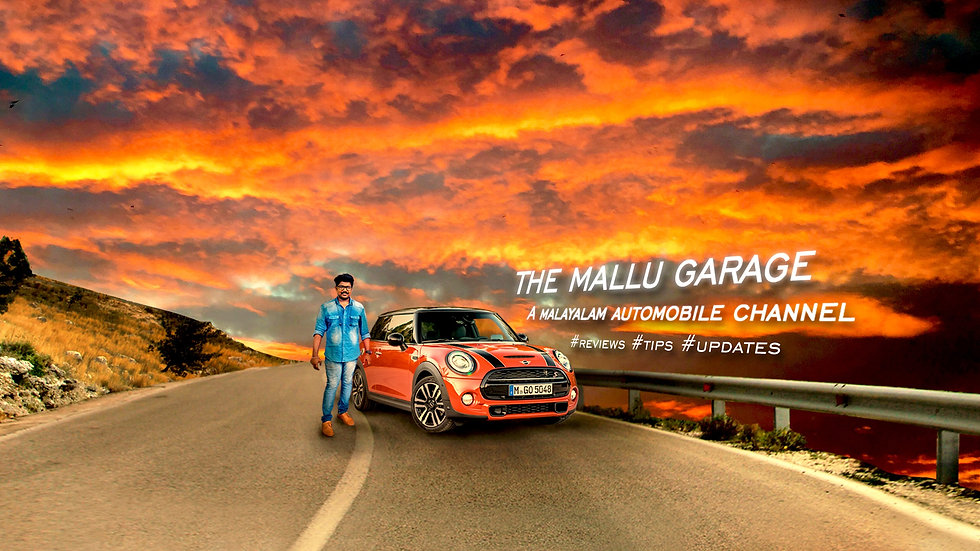 The Malllu Garage