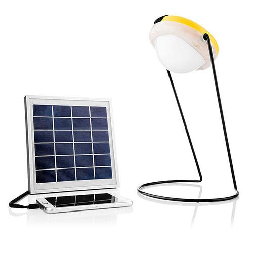 SUNKING SOLAR LIGHT ALL NIGHT & USB CHARGER