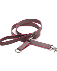 Harry-Barker-Chelsea-Dog-Leash-Taupe-and