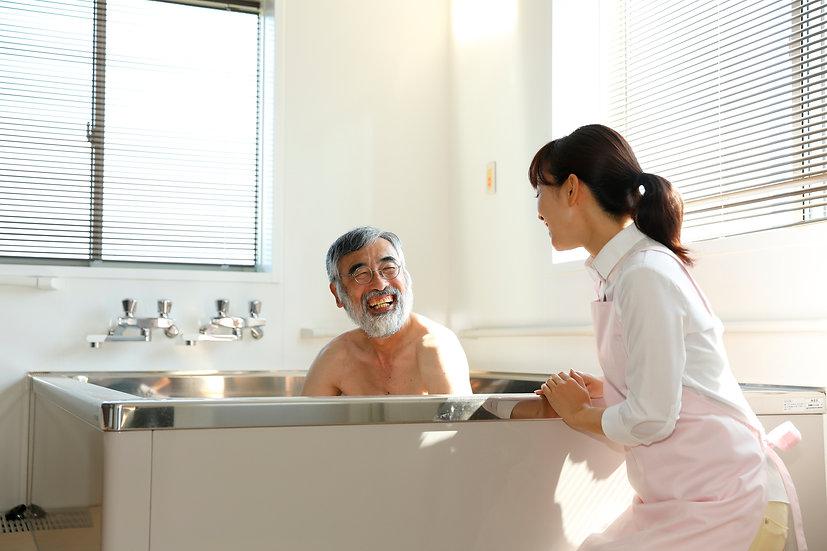 介護施設・医療機関様向け | マイクロバブル《トルネード》1ヶ月レンタルサービス