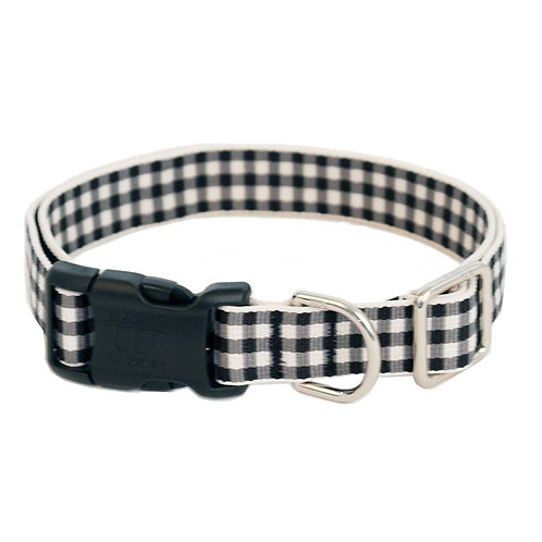 Harry Barker | GINGHAM DOG COLLAR