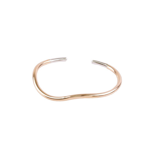 ANNIKA INEZ | DIPPED HEAVY WIRE CUFF