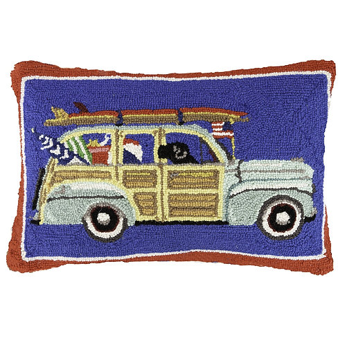 PEKING HANDICRAFT | STATION WAGON
