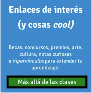 Bachilleres Experimental Mixta: enlaces de interés y cosas cool