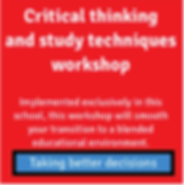 Experimental Mixta High school: critical thinking workshop