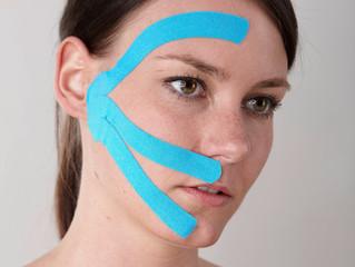 Bandagem Terapêutica – kinesio Taping