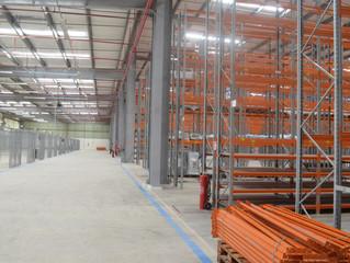 DYNAMIC Engenharia de Automação marca presença nas obras de um dos maiores centros de distribuição d