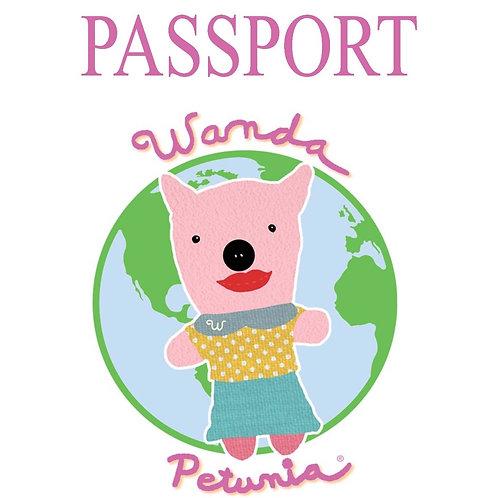 Wanda Petunia Passport