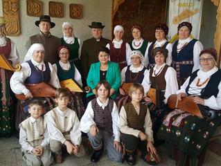 """Šv. Velykų savaitgalį Skriaudžių """"Kanklės"""" - televizijos eteryje"""