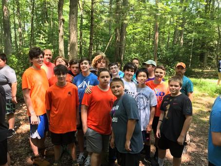 Summer Camp at Trexler Scout Reservation