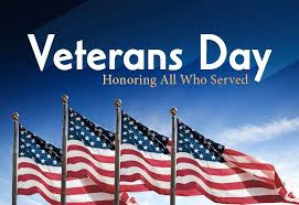 Veteran's Day Parade - November 2019