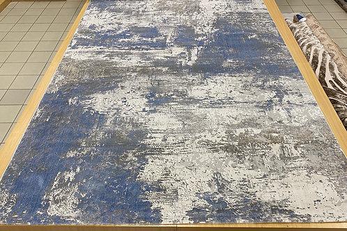 Калахари 0W9734 cream/l.blue
