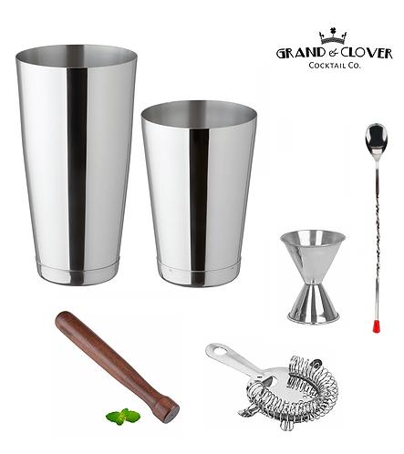 Basic Mixology Tool Set