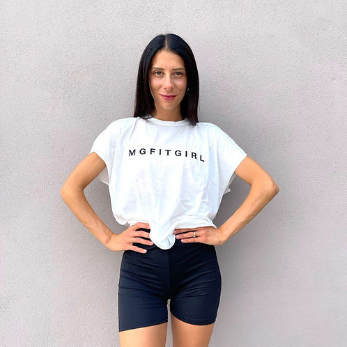 COMPLETO t-shirt  & short MGFITGIRL