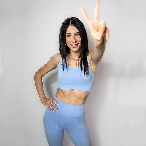 COMPLETO FITNESS -BLUE
