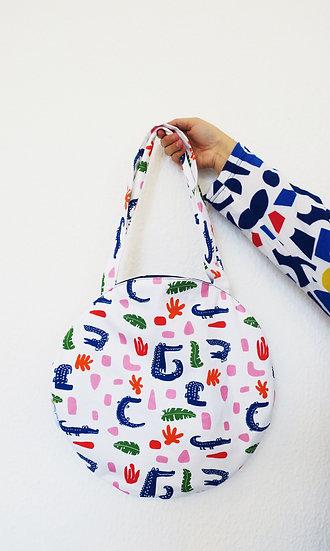 Dundee Charm | Polka Bag
