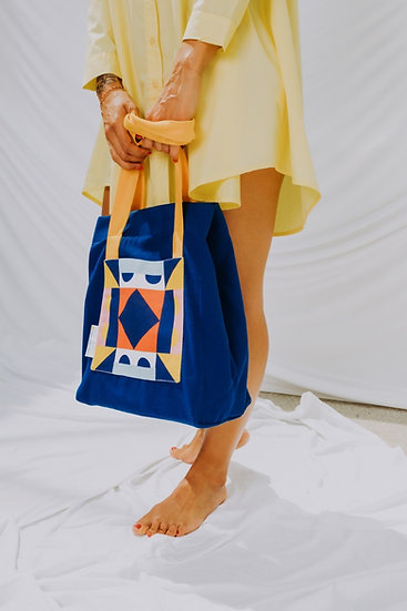 Pocket Bag XL | PRUSSIAN