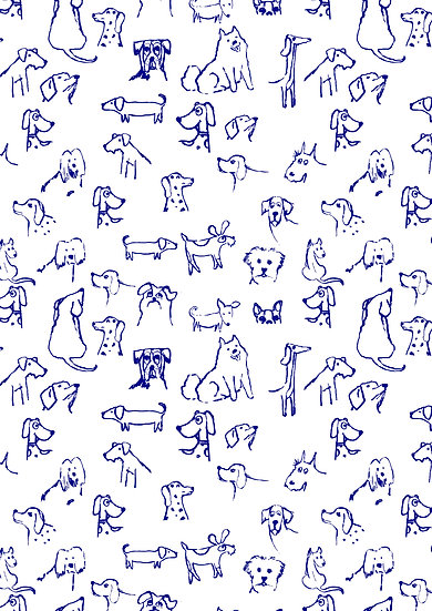 Puppies Pattern