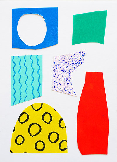 Collage Shapes