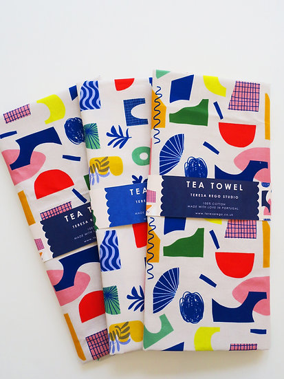 TEA TOWEL | Garden Flare