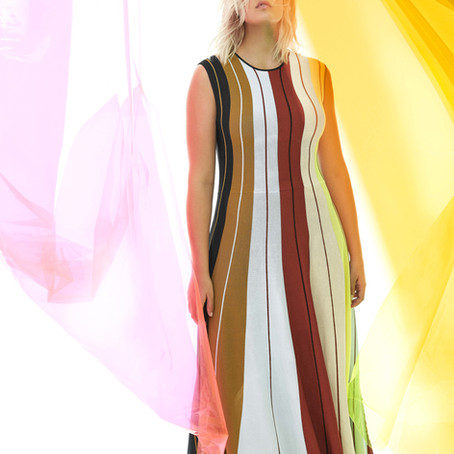 MARINA RINALDI BY ROKSANDA SS 20 - Wearing art