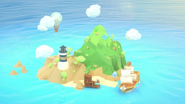 Treasure Island Max Mara