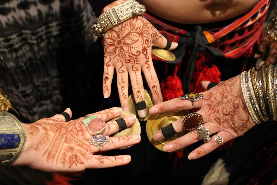 RadCon 2015 Henna!