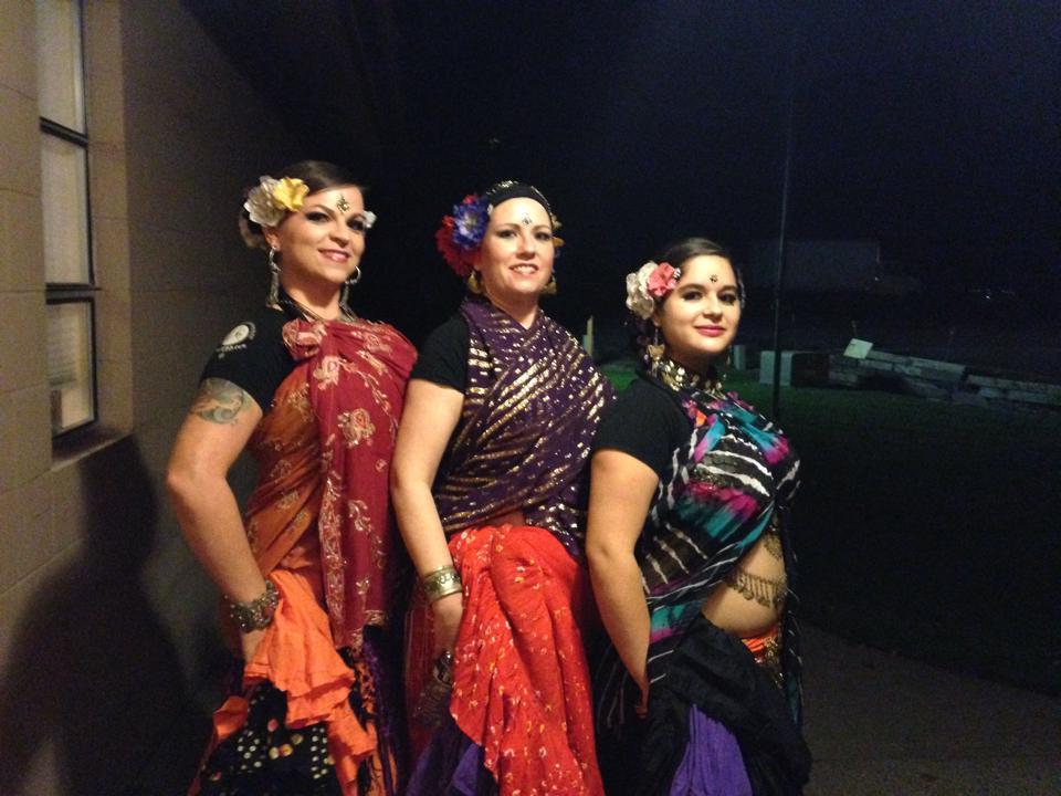 Sabah Halloween Hafla 2014