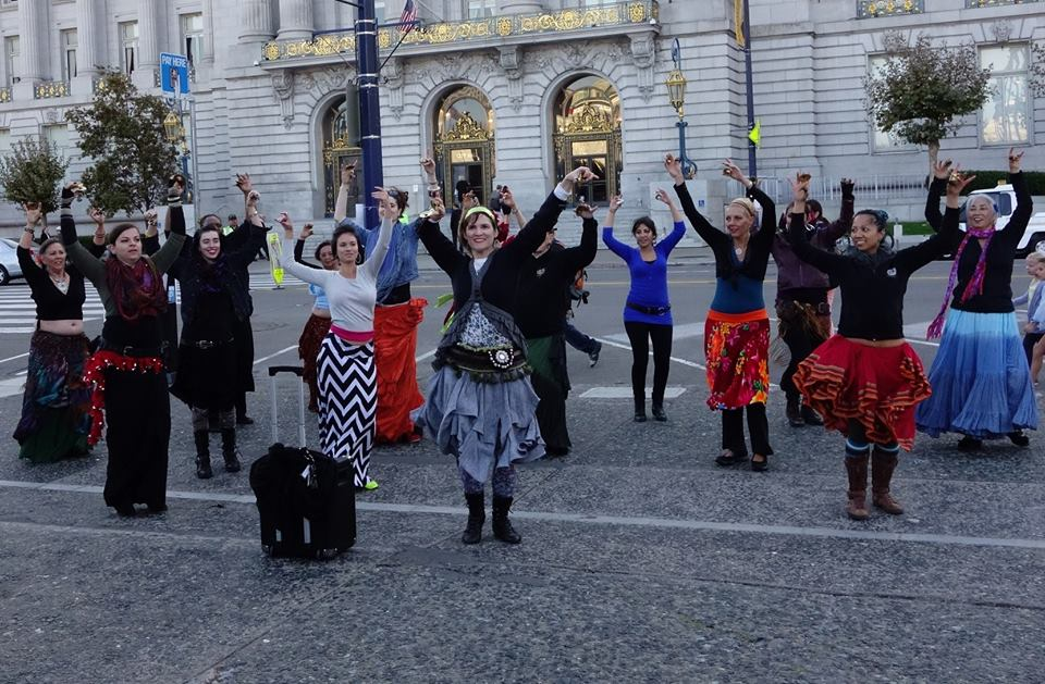 ATS® World Wide Flash Mob San Fran