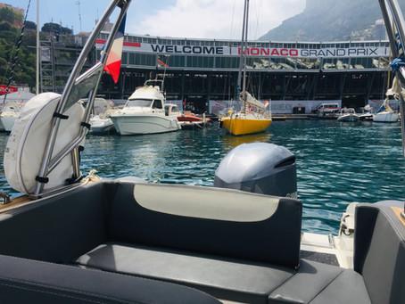 Le Grand Prix de Monaco 2019